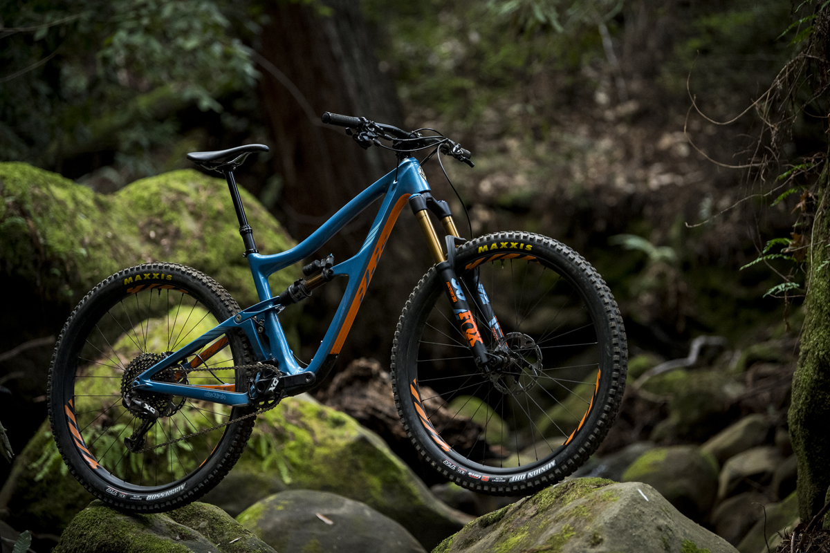 Ibis Ripmo long travel 29er 3